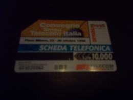 B682  Scheda Telefonica Smau Da L.10000 - Schede Telefoniche