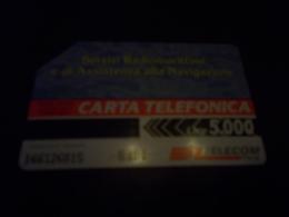 B682  Scheda Telefonica Servizi Radiomarittimi - Schede Telefoniche