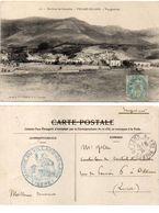 VILLARD DE LANS (Cachet De La Mairie) Vue Générale  (103678) - Villard-de-Lans