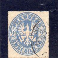 PRUSSE 1861-5 O - Prusse