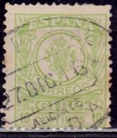 Spain 1911, Giro, Revenue,10c, Used - Gebraucht