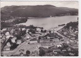 88 GERARDMER N° 26683   Vue  Aérienne La Ville Et Le Lac - Gerardmer