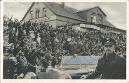 Hitler - Mercedes-Benz - Leibstandarte SS Adolf Hitler - Horumersiel-Schillig (mer Du Nord) - Nordseebad, 1940 - Guerre 1939-45