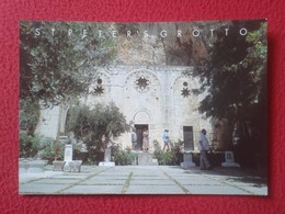 POSTAL POSTCARD POST CARD CARTE POSTALE ST. PETER'S GROTTO GRUTA DE SAN PEDRO ANTAKYA ANTIOQUÍA TURQUÍA TURKEY VER FOTO - Turquia