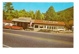 USA Dick's Rock Museum Moraine Route Estes Park Voiture Americaine Auto Automobile - Etats-Unis
