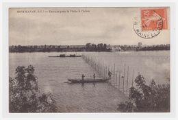 MONTJEAN 49 Alose Barrage - Autres Communes