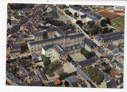 41    BLOIS   VUE AERIENNE   ECOLE NOTRE DAME DES AYDES    BON ETAT   2 SCANS - Blois