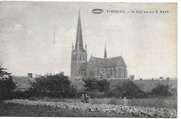 Turnhout, De Kerk Van Het H. Hart, Verstuurd, 1924 - Turnhout
