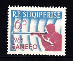 Albanie 1964 Mi Nr 807 ;  GANEFO Spelen, Schieten - Albanië
