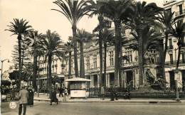 ALGERIE -  BONE - LE COURS BERTAGNA - Autres Villes