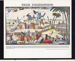Publicité Pharmaceutique / Militaria Militaire / Série Napoléon Bonaparte / Prise D'Alexandrie - History