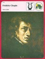 Frédéric François Chopin, Compositeur Et Pianiste Virtuose, Période Romantique, XIXe Siècle - Histoire
