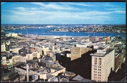 USA United States New Orleans 1963 / The Crescent City - New Orleans