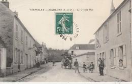 78 - LE TREMBLAY SUR MAULDRE - La Grande Rue - Frankreich