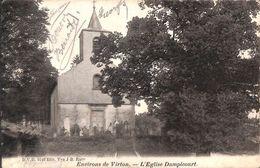 Virton (environs De) - L'Eglise Dampicourt (DVD, Animée, 1906) - Virton
