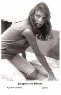 JACQUELINE BISSET - Film Star Pin Up PHOTO POSTCARD - 205-71 Swiftsure Postcard - Unclassified