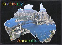 Australia Sydney New South Wales / Bridge And Sydney Harbour - Sydney