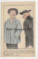 Clergé - Quand Les Cafards Et Les Punaises Infestent Une Maison ... / Illustration ?? ++++ Collection R. G., #66 ++++ - Other Illustrators