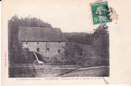 Les Environs De Corcieux - VICHIBURE - L'ancien Pressoir Et Moulin De La Folie - France