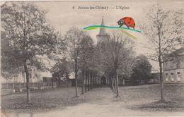 RIEZES-LEZ-CHIMAY - L'Eglise - Chimay