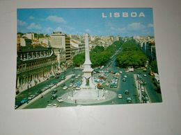 Lisboa-Portugal,Restauradores Et Avenue Liberdade. - Lisboa