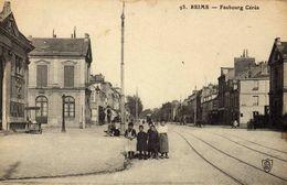 REIMS  - Faubourg  Cérés - Reims