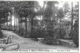 Etablissement Des Ursulines à Wavre-notre-dame, 22, Vue Dans Le Bois, Verstuurd - Sint-Katelijne-Waver