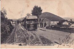 XONRUPT - Train De Gérardmer à La Sclucht - Xonrupt Longemer