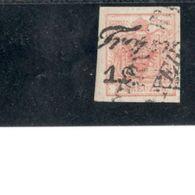 Austria1850: Michel3x Used - 1850-1918 Imperium