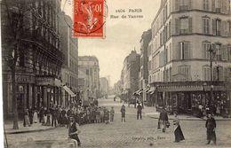 PARIS  - Rue De VANVES - France