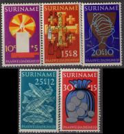 SURINAM - Pâques 1972 - Suriname