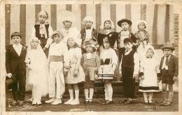 RARE ROCQUIGNY FETE SCOLAIRE DU 21 AVRIL 1929 - France