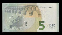 5 EURO Y002E5 GREECE - Y002 E5 - YA1755523772 - UNC - EURO