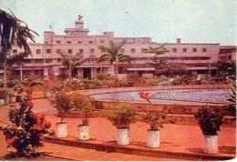 Bombay - Air Port - Formato Grande Viaggiata – E 3 - India
