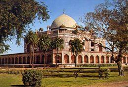 Delhi - The Humayun's Tomb - Formato Grande Non Viaggiata - E 3 - India