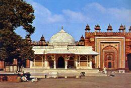 Fatehpur Sikri - The Tomb Of Salim Chisti - Formato Grande Non Viaggiata – E 3 - India