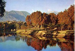 Kashmir - Srinagar - A Typical Landscape - Formato Grande Viaggiata – E 3 - India