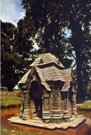 Kashmir - Pandrethan Near Srinagar - The Temple Of Siva Rilhanesvara - Formato Grande Non Viaggiata – E 3 - India
