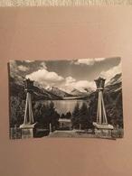 Cancano La Diga Viaggiata 1954 - Italien