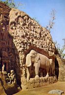 Mahabal Impuram - Arjuna's Penace - Formato Grande Non Viaggiata – E 3 - India