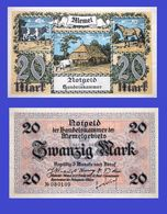 MEMEL 1922 20  Mark  -- Copy - Copy- Replica - REPRODUCTIONS - [17] Fakes & Specimens