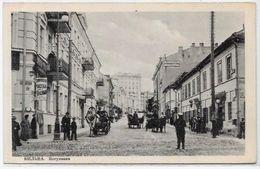 CPA Lituanie Lithuanie Lituania Non Circulé Vilna Attelages - Lithuania