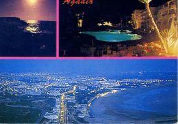 Agadir - Formato Grande Viaggiata Mancante Di Affrancatura – E 3 - Cartoline