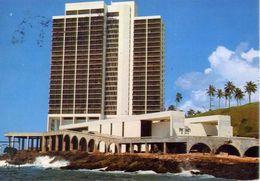 Baris - Salvador - Hotel Meridien - Bahia - Formato Grande Viaggiata – E 3 - Cartoline