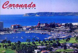 California - Coronado - Formato Grande Non Viaggiata – E 3 - Cartoline