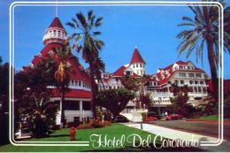 California - Hotel Del Coronado - Formato Grande Non Viaggiata – E 3 - Cartoline