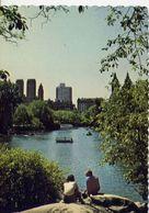 Central Park - New York - Formato Grande Viaggiata Mancante Di Affrancatura – E 3 - Cartoline