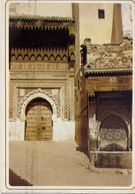 Fes - Fontaine Nejarine - Formato Grande Viaggiata – E 3 - Cartoline