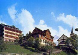 Hotel Engel Und Pilgerhaus - Formato Grande Non Viaggiata – E 3 - Cartoline
