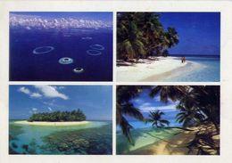 Maldives - Formato Grande Viaggiata – E 3 - Cartoline